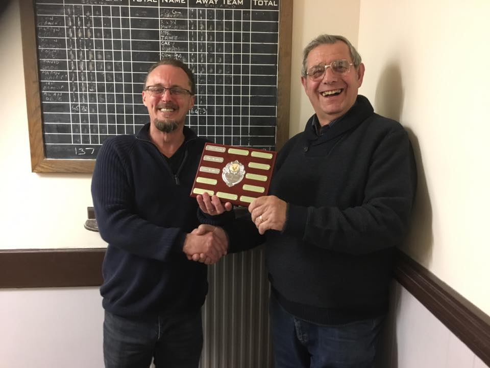 Emerald 5907 & Beehive 6265 Annual Skittles Challenge Trophy