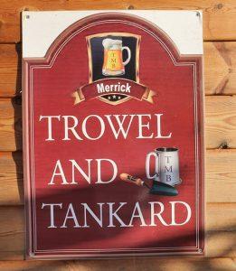 Trowel and Tankard