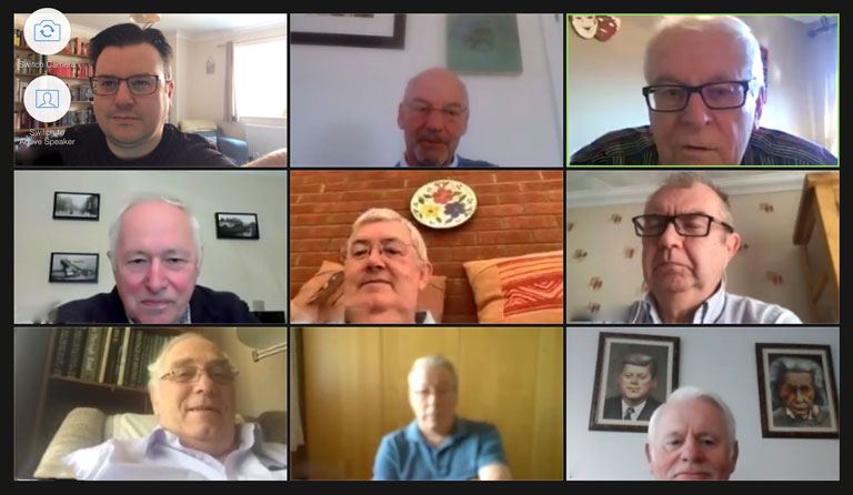 Joit Executive Meeting March 2020