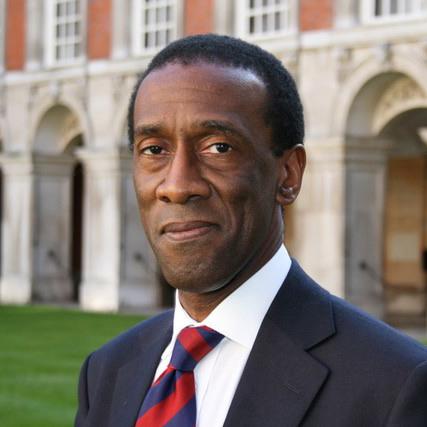 Carl Jackson, MVO, director of music at the Chapel Royal, Hampton Court Palace